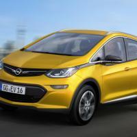 «Opel» анонсировал выпуск первого своего электромобиля