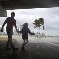 Климатологи говорят о создании новой классификации ураганов