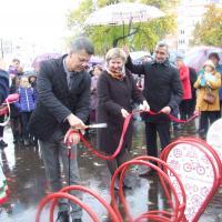 В Витебске появился новый сквер: на что стоит посмотреть вдали от центра