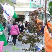 Евросоюз ведёт борьбу с пластиковыми пакетами