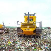 К 2017 году в Минске закроют полигон бытовых отходов «Северный»