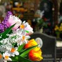 Кладбища Беларуси ежегодно превращаются в свалку пластиковых цветов — что говорят традиции?