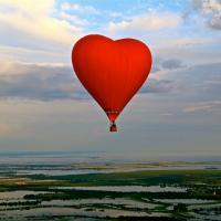 На воздушном шаре можно будет любоваться природой Витебщины