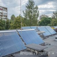 Для чего гродненцы используют солнечные батареи