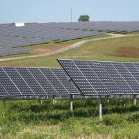 В Гродненском районе солнечные электростанции доказали свою эффективность