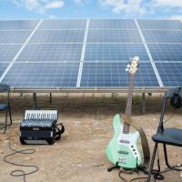 Как звучит солнце? Трио «Port Mone» записывает альбом от энергии света (+видео)