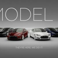 У Кітаі стары аўтамабіль можна абмяняць на Tesla Model S