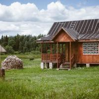 В деревню, которую купил бизнесмен, можно уже приезжать пожить