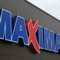 Литовская «Maxima» повысила цены на пластиковые пакеты