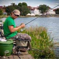 После соревнований по спортивному рыболовству рыба продолжает жить