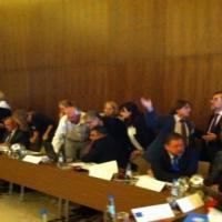 В Минске обсудили вопрос сотрудничества по проблемам окружающей среды и безопасности