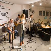 Столичные веганы отметили свой праздник благотворительной вечеринкой