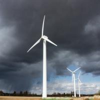 Как в Беларуси добывают «зелёные» киловатты за счёт ветра