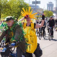 Международный велокарнавал «Viva Ровар!» пройдет в столице 12 мая