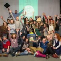 Покуражились и получили подарки: как Зелёная сеть провела День волонтёра