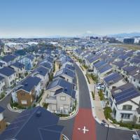 В Японии торжественно открыли эко-город