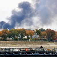 На заводе немецкого химического гиганта «BASF» прогремел взрыв