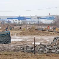 «Свинец полетит на наши дома!» Люди протестуют против строительства аккумуляторного завода под Брестом