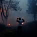 Дзесяткі загінуўшых і прапаўшых у лясных пажарах Грэцыі і павадку ў Лаосе